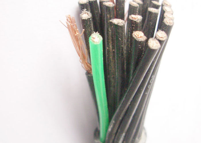 Copper Conductor Multicore Control Cable For The Interconnection In Controlling