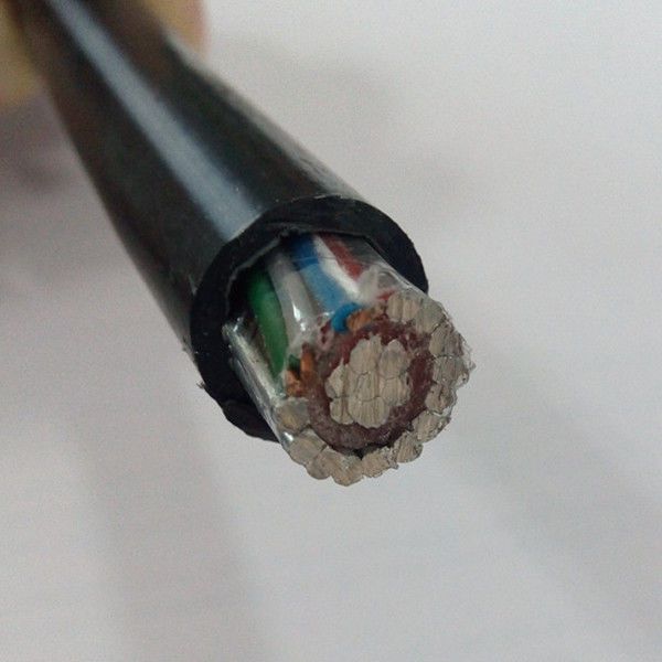 Cable Solidal Concentric Cable 16sqmm Single Core With 4 Insulated Copper Communication Core